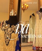 Naureen Arbab Embroidered Dresses 2014 For Women 0010