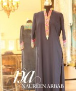 Naureen Arbab Embroidered Dresses 2014 For Women 0011