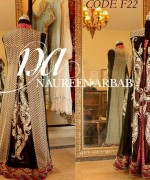 Naureen Arbab Embroidered Dresses 2014 For Women 002