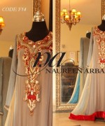 Naureen Arbab Embroidered Dresses 2014 For Women 004