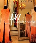 Naureen Arbab Embroidered Dresses 2014 For Women 005