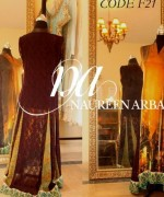 Naureen Arbab Embroidered Dresses 2014 For Women 007