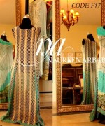 Naureen Arbab Embroidered Dresses 2014 For Women 008