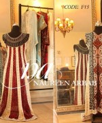 Naureen Arbab Embroidered Dresses 2014 For Women 009