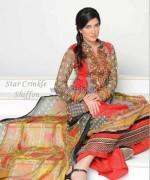 Naveed Nawaz Textiles Summer Dresses 2014 For Women 2