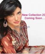 Naveed Nawaz Textiles Summer Dresses 2014 For Women 3