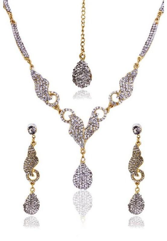 Naveen Uroosa Jewellery Sets 2014 For Women 007