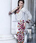 Nishat Linen Pret Wear Dresses 2014 For Summer 2
