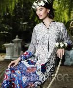 Nishat Linen Pret Wear Dresses 2014 For Summer 3