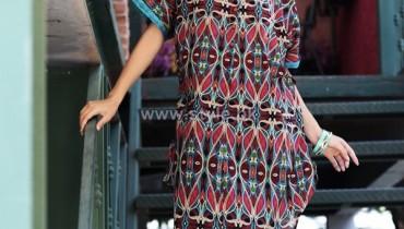 Nishat Linen Pret Wear Dresses 2014 Volume 1 11