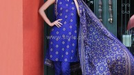 Nishat Linen Spring Summer Dresses 2014 Volume 1 13