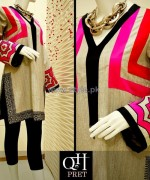 QnH Spring Dresses 2014 For Girls 4