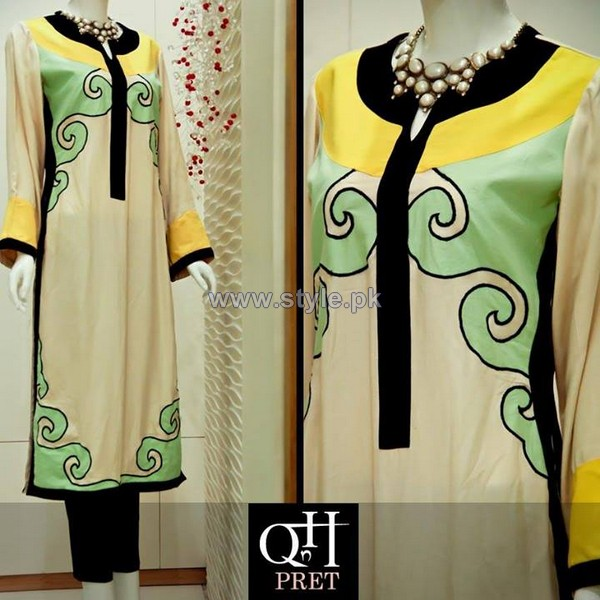 QnH Spring Dresses 2014 For Ladies 7