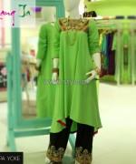 Rang Ja Casual Wear Dresses 2014 For Girls 4