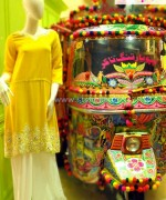 Rang Ja Casual Wear Dresses 2014 For Spring 5