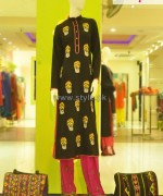 Rang Ja Casual Wear Dresses 2014 For Spring 6