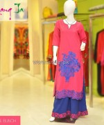 Rang Ja Casual Wear Dresses 2014 For Spring 7