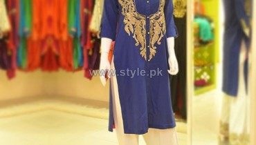 Rang Ja Casual Wear Dresses 2014 For Spring 8