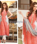 Rashid Textiles Digital Prints 2014 For Summer 1