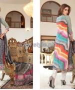 Rashid Textiles Digital Prints 2014 For Summer 2