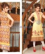 Rashid Textiles Digital Prints 2014 For Summer 6