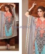 Rashid Textiles Digital Prints 2014 For Women 12