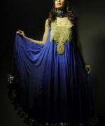 Rehan And Muzammil Party Dresses 2014 For Women 001