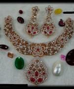 Royal Gems Bridal Jewellery Designs 2014 For Women 001