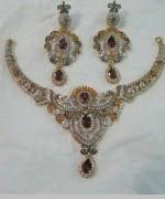 Royal Gems Bridal Jewellery Designs 2014 For Women 0012
