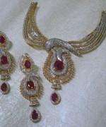 Royal Gems Bridal Jewellery Designs 2014 For Women 002