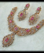 Royal Gems Bridal Jewellery Designs 2014 For Women 004