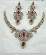 Royal Gems Bridal Jewellery Designs 2014 For Women 005
