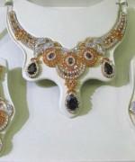 Royal Gems Bridal Jewellery Designs 2014 For Women 007