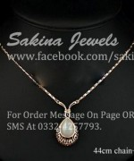 Sakina Jewelery Necklace Collection 2014 For Women 001