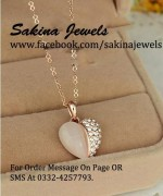 Sakina Jewelery Necklace Collection 2014 For Women 0011