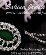 Sakina Jewelery Necklace Collection 2014 For Women 002