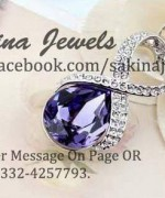 Sakina Jewelery Necklace Collection 2014 For Women 003