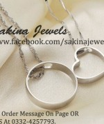Sakina Jewelery Necklace Collection 2014 For Women 005
