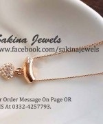 Sakina Jewelery Necklace Collection 2014 For Women 006