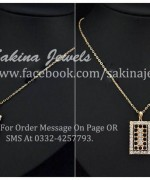 Sakina Jewelery Necklace Collection 2014 For Women 007