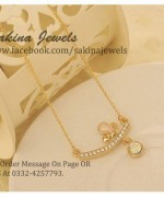 Sakina Jewelery Necklace Collection 2014 For Women 009