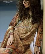 Sana Salman Summer Dresses 2014 For Girls 2
