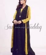 Sanober Siddiq Spring Dresses 2014 For Girls 1
