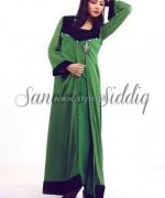 Sanober Siddiq Spring Dresses 2014 For Women 5
