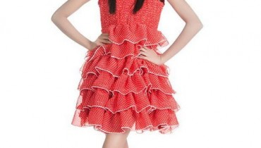 Satrangi By Saqib Western Dresses 2014 For Women 005