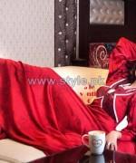 Satrangi by Saqib Dresses 2014 For Valentines Day 3