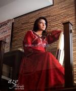 Satrangi by Saqib Girls Dresses 2014 For Valentines Day 5