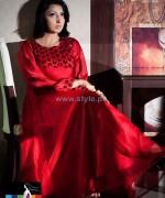 Satrangi by Saqib Girls Dresses 2014 For Valentines Day 6