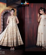 Satrangi by Saqib Party Dresses 2014 For Women 0011