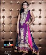 Satrangi by Saqib Party Dresses 2014 For Women 0013